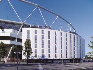Urlaub Leverkusen im Lindner Hotel BayArena