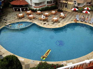 Candolim im Whispering Palms Beach Resort