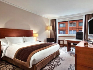 Lyon im Lyon Marriott Hotel Cite Internationale