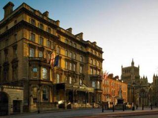 Urlaub Bristol im Marriott Royal Bristol