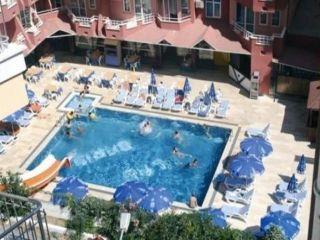 Urlaub Mahmutlar im Bariscan Hotel