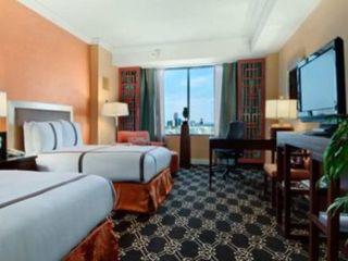 Urlaub Dallas im Hilton Anatole
