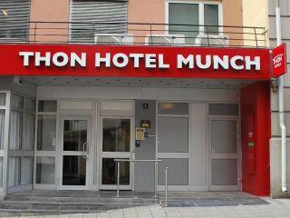 Oslo im Thon Hotel Munch