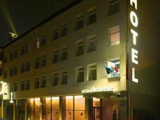 Krakau im Hotel Alexander