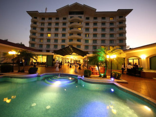 Panama City im Holiday Inn Panama Canal