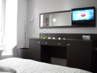 Skopje im Hotel Continental Skopje