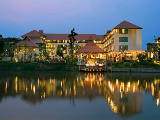 Chiang Mai im RatiLanna Riverside Spa Resort Chiang Mai