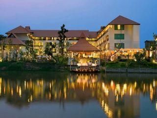 Urlaub Chiang Mai im RatiLanna Riverside Spa Resort Chiang Mai