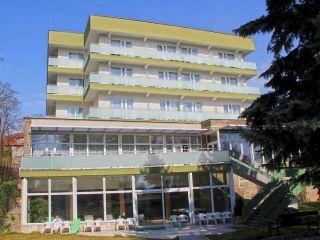 Urlaub Heviz im CE Quelle Hotel