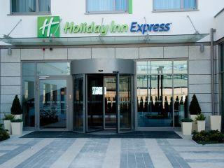 Warschau im Holiday Inn Express Warsaw Airport