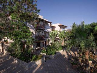 Urlaub Stalida im Cactus Beach Hotel & Bungalows