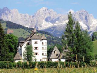 Reith bei Kitzbühel im Schloss Münichau