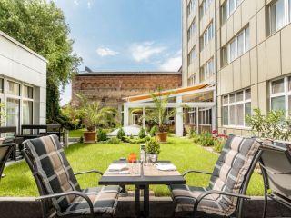 Mannheim im Best Western Plus Delta Park Hotel
