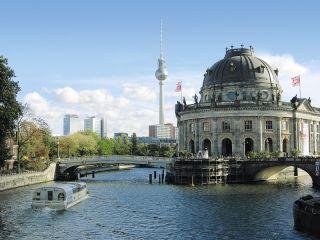 Berlin im Vienna House Easy Berlin
