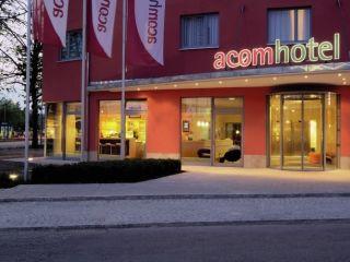 Urlaub München im acomhotel münchen-haar