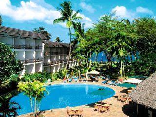 Urlaub Bamburi Beach im Travellers Beach Hotel & Club