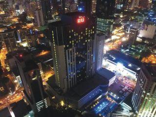 Panama City im Riu Plaza Panama