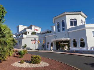 Puerto de la Cruz im Hotel Riu Garoe