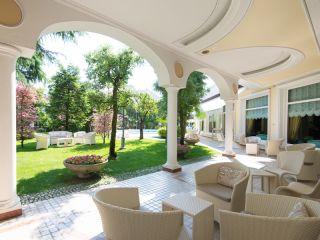 Urlaub Abano Terme im Due Torri Hotel