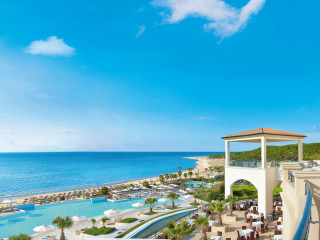 Urlaub Loutra Kyllinis im Grecotel La Riviera & Aqua Park