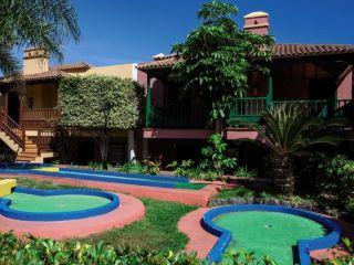 Los Cancajos im Apartamentos Oasis San Antonio