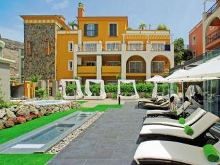 Urlaub Puerto de Mogan im Hotel Cordial Mogán Playa