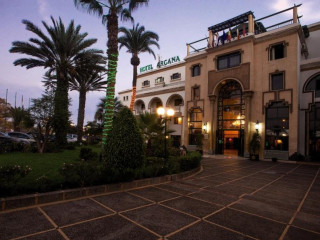 Agadir im Argana