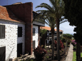 San Sebastián de la Gomera im Parador de La Gomera