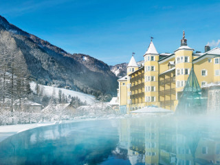St. Ulrich in Gröden im Adler Spa Resort Dolomiti