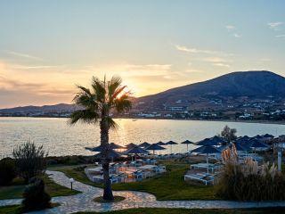 Nea Chrissi Akti im Poseidon of Paros Resort & Spa