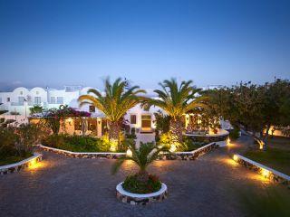 Urlaub Kamari im Santorini Kastelli Resort