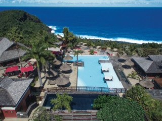 Grand' Anse im Palm Hotel & Spa