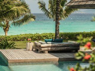Baie Lazare im Four Seasons Resort Seychelles