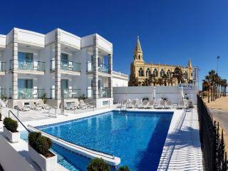 Urlaub Chipiona im Hotel Apartamentos Marina Luz