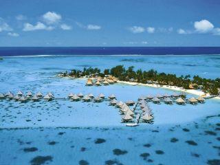 Bora Bora im Intercontinental Bora Bora Resort & Thalasso Spa