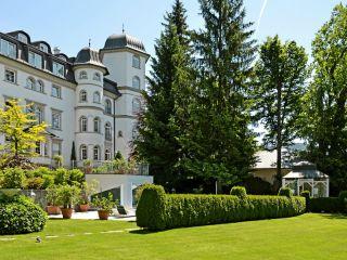Urlaub Pörtschach am Wörther See im Hotel Schloss Seefels