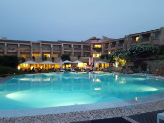 Baja Sardinia im L'Ea Bianca Luxury Resort