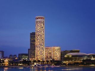 Singapur im Swissôtel The Stamford