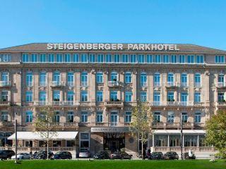 Düsseldorf im Steigenberger Parkhotel Düsseldorf