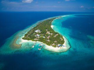 Rasdhoo Atoll im Kuramathi Maldives