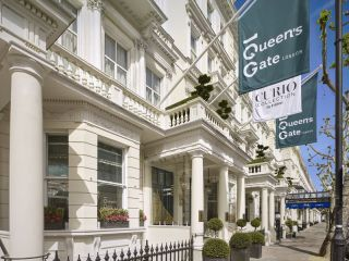 London im 100 Queen's Gate Hotel London, Curio Collection by Hilton