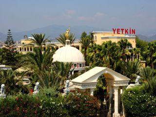Urlaub Konakli im Yetkin Club Hotel