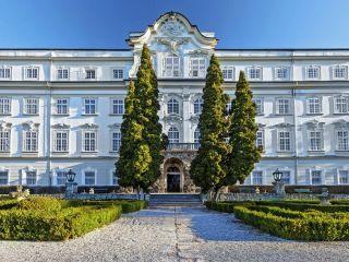 Salzburg im Schloss Leopoldskron