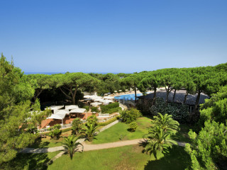 Urlaub Marina di Bibbona im Park Hotel Marinetta
