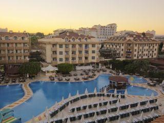 Manavgat im Grand Seker Hotel
