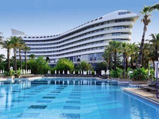 Urlaub Aksu im Concorde de Luxe Resort