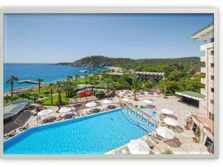 Urlaub Çamyuva im Kilikya Resort Camyuva