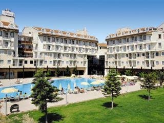 Urlaub Side im Diamond Beach Hotel