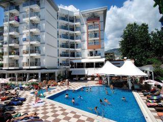 Alanya im Grand Okan Hotel