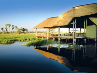 Okavango-Delta im Moremi Crossing
